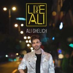 دانلود آهنگ عاشقانه Live Like Ali از علی قلیچ
